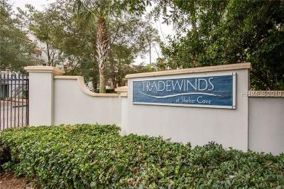 Hilton Head Island Condo/Townhouse For Sale: 30 Tradewinds Trace #2