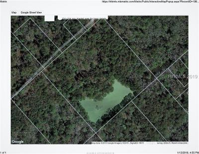 Daufuskie Island SC Residential Lots & Land For Sale: $275,000