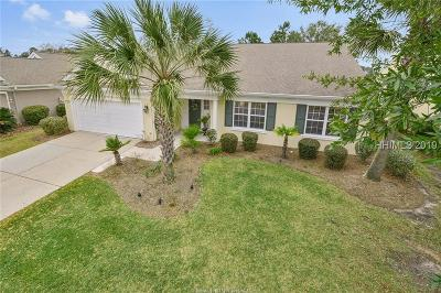 Hilton Head Island, Bluffton Single Family Home For Sale: 28 Wendover Court