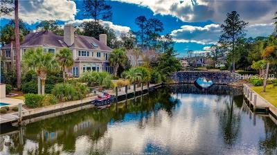 Hilton Head Island Single Family Home For Sale: 29 Bridgetown Road