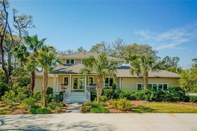 Single Family Home For Sale: 108 Dolphin Point Drive