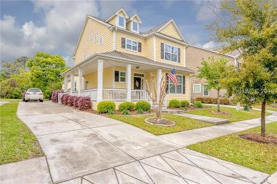 Beaufort Single Family Home For Sale: 1508 Deanne Drive