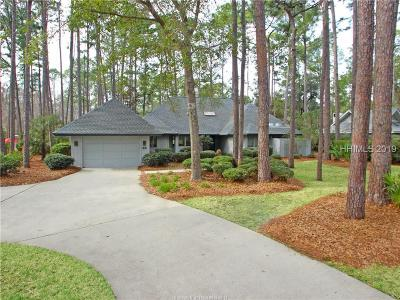 Hilton Head Island Single Family Home For Sale: 23 Myrtle Bank Road