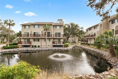 Hilton Head Island Condo/Townhouse For Sale: 9 Tanglewood Drive #1002