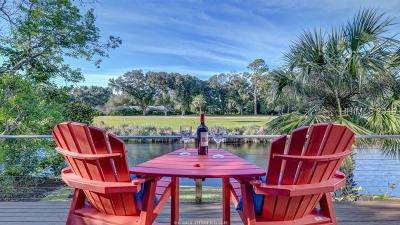 Hilton Head Island Single Family Home For Sale: 42 Fairway Winds Place