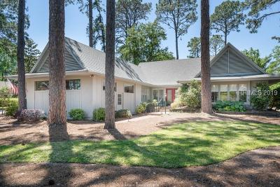 Hilton Head Island Single Family Home For Sale: 2 Marshview Drive