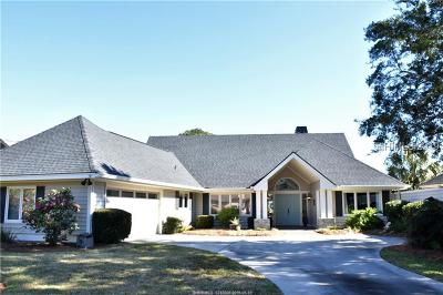 Hilton Head Island Single Family Home For Sale: 36 Old Fort Drive