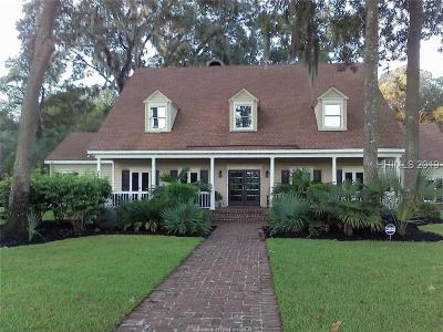 Bluffton SC Single Family Home For Sale: $839,000