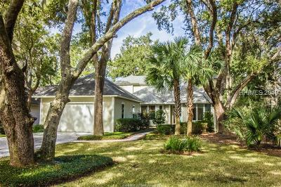 Beaufort County Single Family Home For Sale: 1119 Palmetto Point
