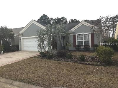 Hilton Head Island, Bluffton Single Family Home For Sale: 26 Larkspur Lane