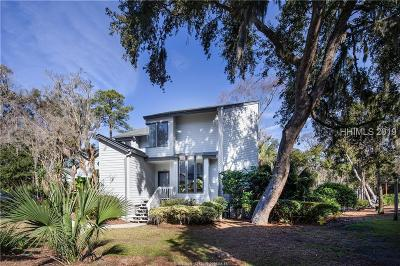 Hilton Head Island, Bluffton Condo/Townhouse For Sale: 137 Cordillo Parkway #7012