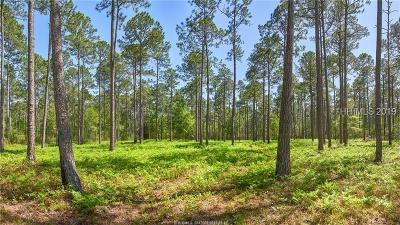 Palmetto Bluff Residential Lots & Land For Sale: 378 Old Palmetto Bluff Road