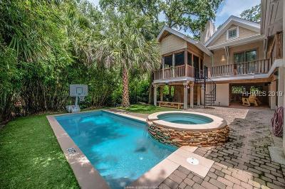 North Forest Beach Single Family Home For Sale: 50 Dune Lane