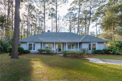 Callawassie Island Single Family Home For Sale: 236 Callawassie Drive