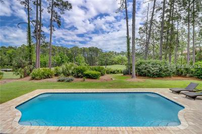 Hilton Head Island Single Family Home For Sale: 16 Yorkshire Drive