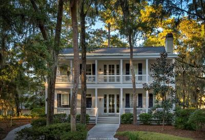 Daufuskie Island Single Family Home For Sale: 70 Tabby Circle
