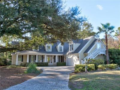 Beaufort County Single Family Home For Sale: 3 Yard Arm