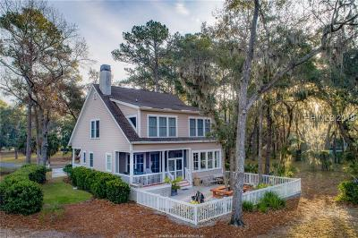 Daufuskie Island Single Family Home For Sale: 55 Prestwick Green