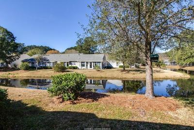 Bluffton SC Single Family Home For Sale: $174,000