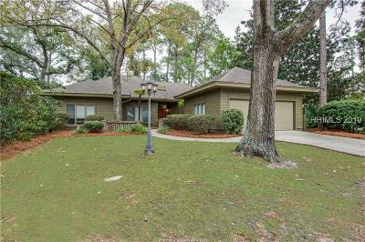 Beaufort County Single Family Home For Sale: 19 Cottonwood Lane