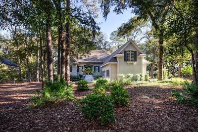Single Family Home For Sale: 1 Loblolly Road