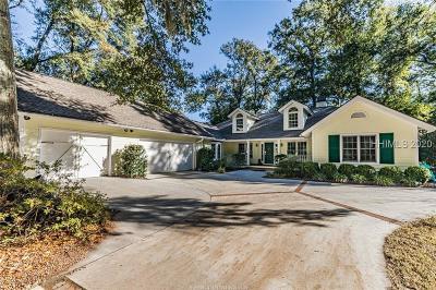 Saint Helena Island Single Family Home For Sale: 43 Cotton Dike Court