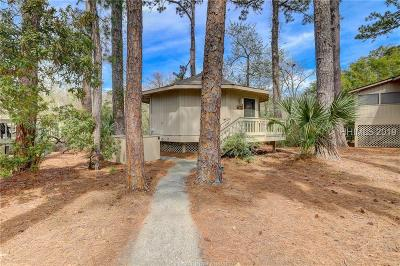 Beaufort County Condo/Townhouse For Sale: 39 Night Heron Lane #29