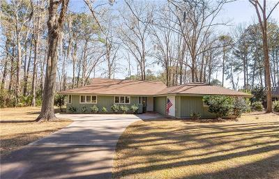 Single Family Home For Sale: 18 Sugar Mill Drive
