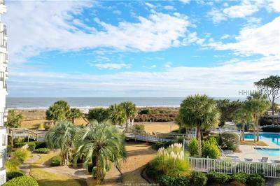 Hilton Head Island Condo/Townhouse For Sale: 50 Starfish Drive #213