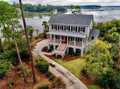 Beaufort Single Family Home For Sale: 107 Sunset Court
