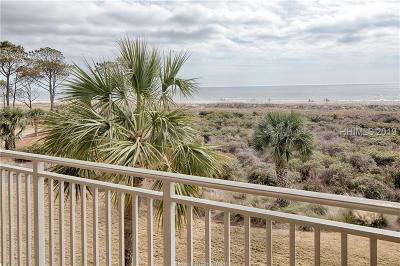 Beaufort County Condo/Townhouse For Sale: 21 S Forest Beach Drive #303