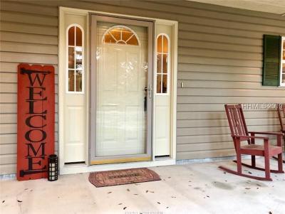 Ridgeland Single Family Home For Sale: 903 Log Hall Road