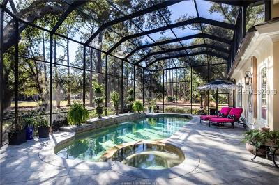 Hilton Head Island Single Family Home For Sale: 13 Sovereign Drive