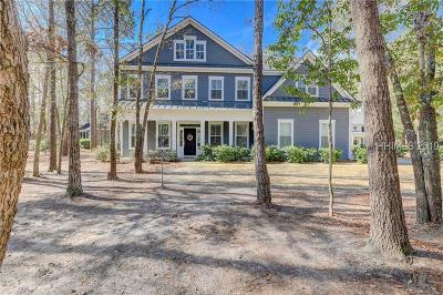 Bluffton Single Family Home For Sale: 5 Hathaway Ln