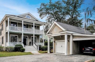 Beaufort Single Family Home For Sale: 32 Eve Creek