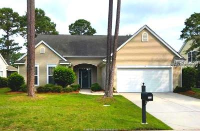 Bluffton Single Family Home For Sale: 131 Pinecrest Circle