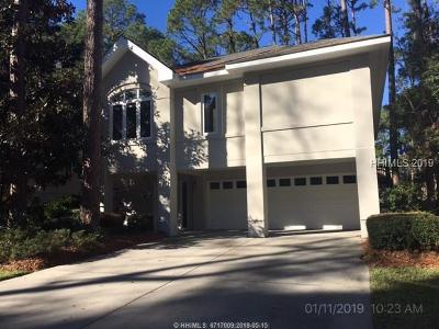 Hilton Head Island Condo/Townhouse For Sale: Spruce Court #10