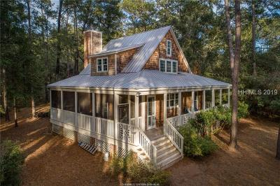 Daufuskie Island Single Family Home For Sale: 57 Prospect Road