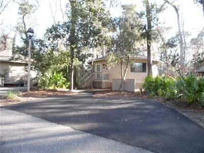 Beaufort County Condo/Townhouse For Sale: 36 Night Heron Lane #22