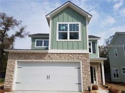 Hilton Head Island Single Family Home For Sale: 18 Circlewood Drive