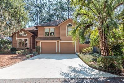 Hilton Head Island Single Family Home For Sale: 38 Water Oak Dr