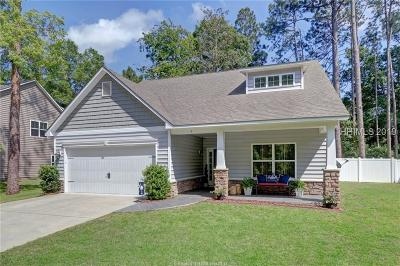 Beaufort Single Family Home For Sale: 3 St James Circle