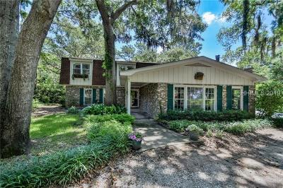 Beaufort Single Family Home For Sale: 11 Audubon Road