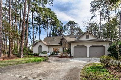 Hilton Head Island Single Family Home For Sale: 11 Sweetwater Lane