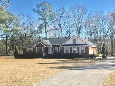 Jasper County Single Family Home For Sale: 2823 Wagon Branch Loop