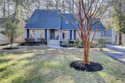 Hilton Head Island Single Family Home For Sale: 32 Otter Road