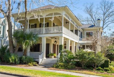 Beaufort Single Family Home For Sale: 15 E Manor