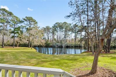 Beaufort County Condo/Townhouse For Sale: 11 Lake Forest Drive #3359