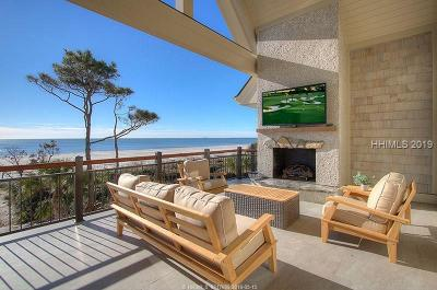 Hilton Head Island Single Family Home For Sale: 24 Oyster Catcher Road