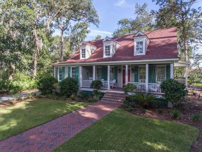 Beaufort Single Family Home For Sale: 405 Battery Chase